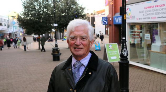 Barry Wheeler - Halesowen BID
