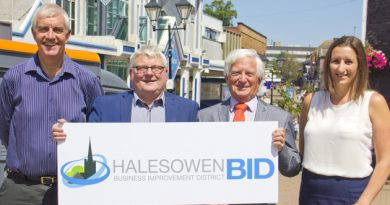Businesses vote in support of Halesowen BID
