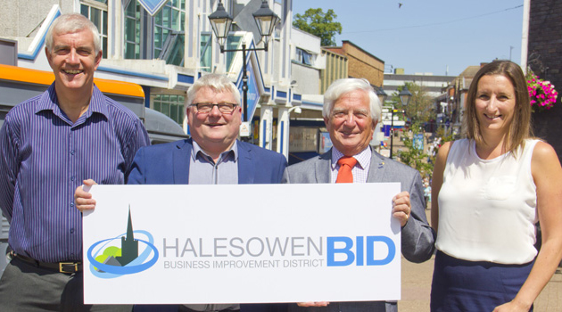 Businesses vote in support of Halesowen BID