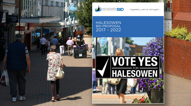 About the Halesowen BID