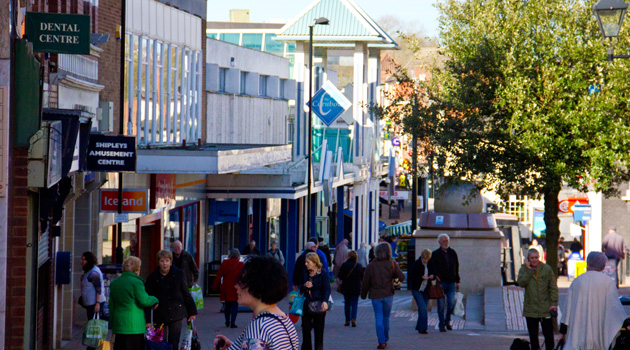 Halesowen High Street