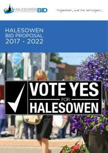 Halesowen BID Plan 2017
