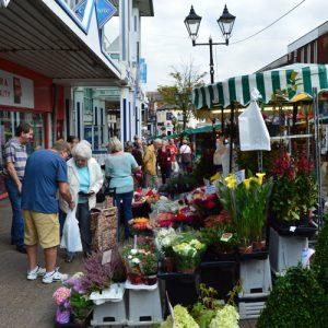 Victorian Flower Stall Halesowen