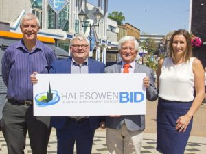 Halesowen BID success