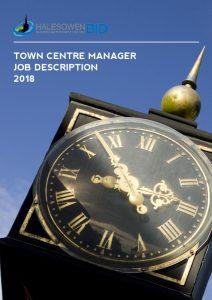 Halesowen Town Centre Manager - Job Description