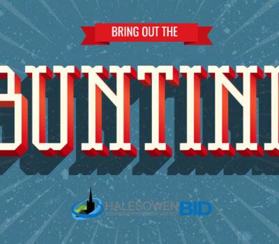 Make Some V.E Day Bunting!