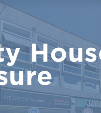 'Party House Closure'