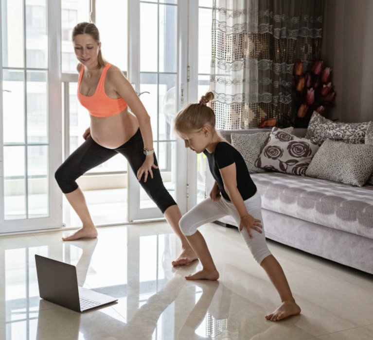 Wellbeing Wednesday – Workout!