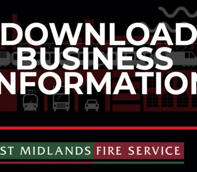West Midlands Fire Service – Business Support Links